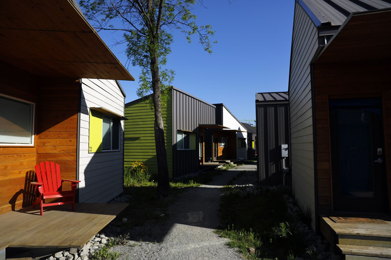 How tiny houses and shipping containers just might solve the