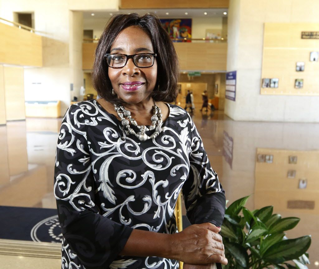 Formwer Dallas council member Carolyn King Arnold served one term before Caraway defeated her last year. In her race to replace him, Arnold has run on a broad theme of experience, while her challenger has tried to run as an outsider.