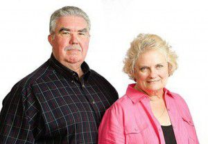 Mike McLelland and his wife Cynthia McLelland