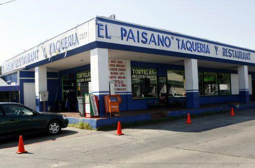 La pelea ocurrió en una sucursal de la Taquería El Paisano. Archivo AL DÍA
