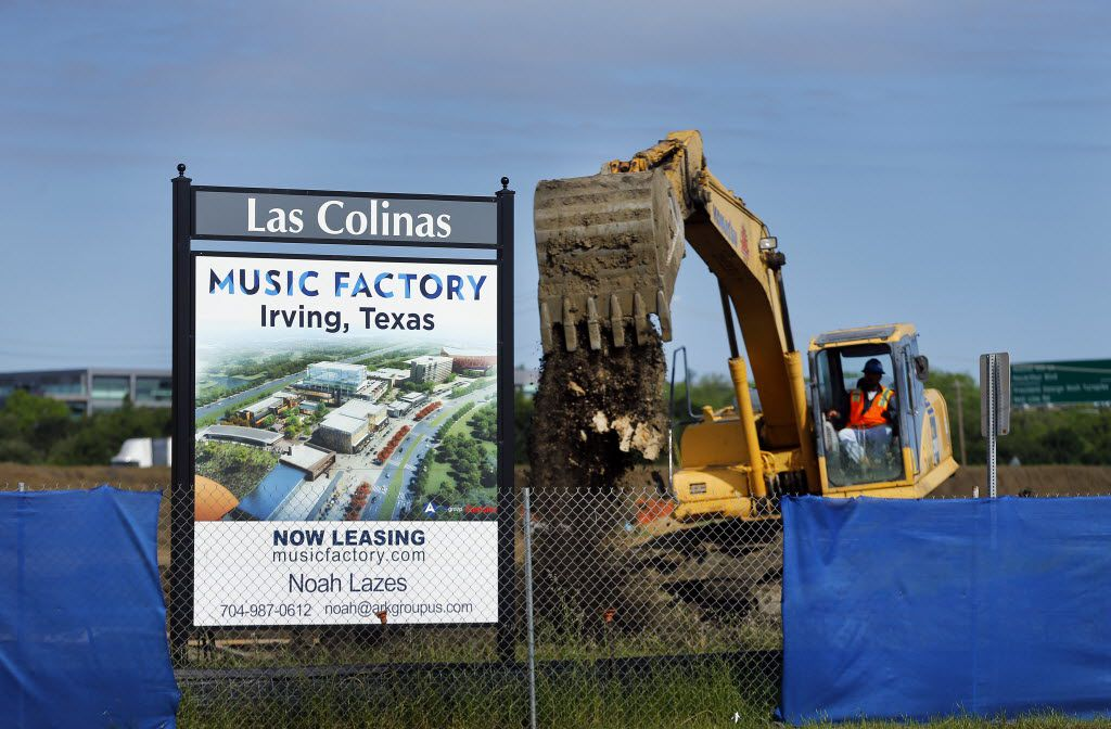 The Irving Music Factory is set to open Labor Day weekend this year, according to Maura Gast, and will offer new options for recreation and entertainment, including a concert hall and movie theater.