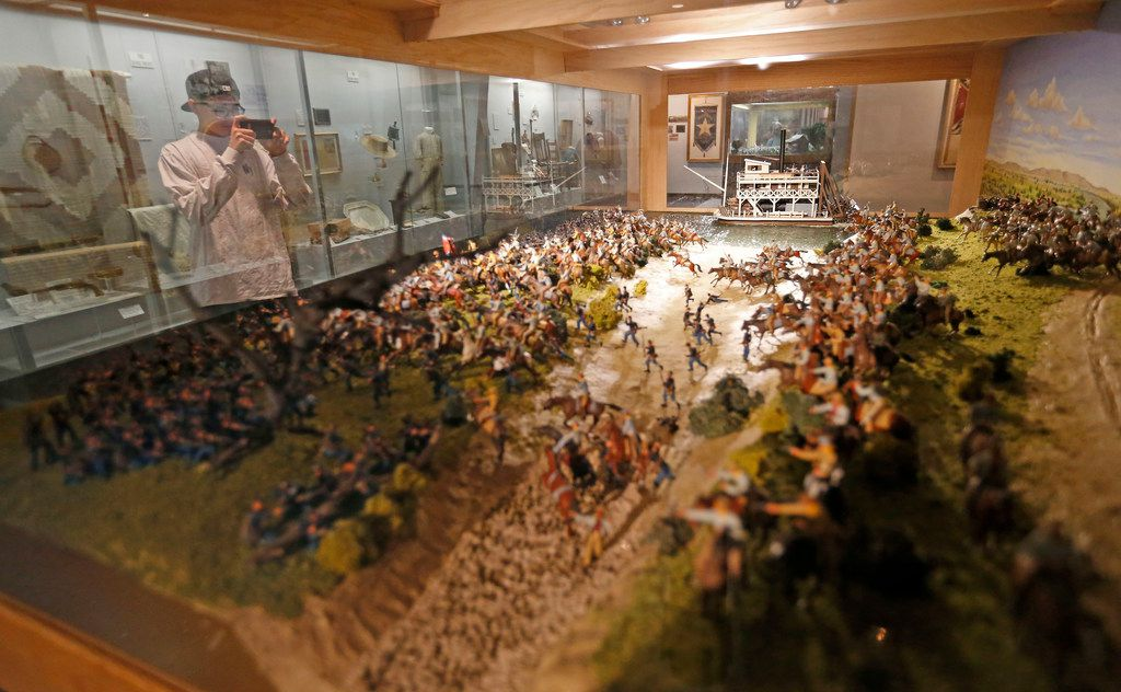 Trip to Texas Civil War Museum shows why Dallas should never