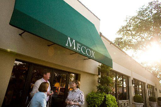 Mecox is moving from its Cole Avenue home.