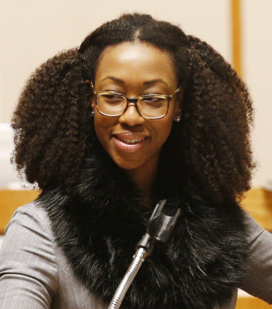 State District Judge Amber Givens-Davis