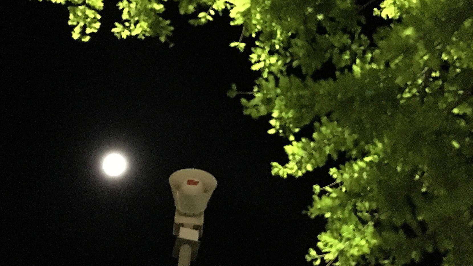 Las 156 alarmas de Dallas se activaron la medianoche del viernes al sábado. (DMN/MICHAEL HAMTIL)