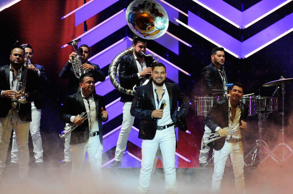 Banda MS estará en el Palenque 2018: Feria de México organizado por la estación La Grande de  Dallas. Foto Getty Images