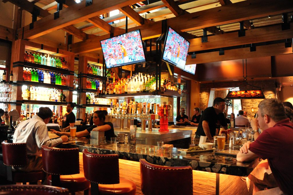 Open Now Fido Friendly Restaurant And Bar In Addison Called