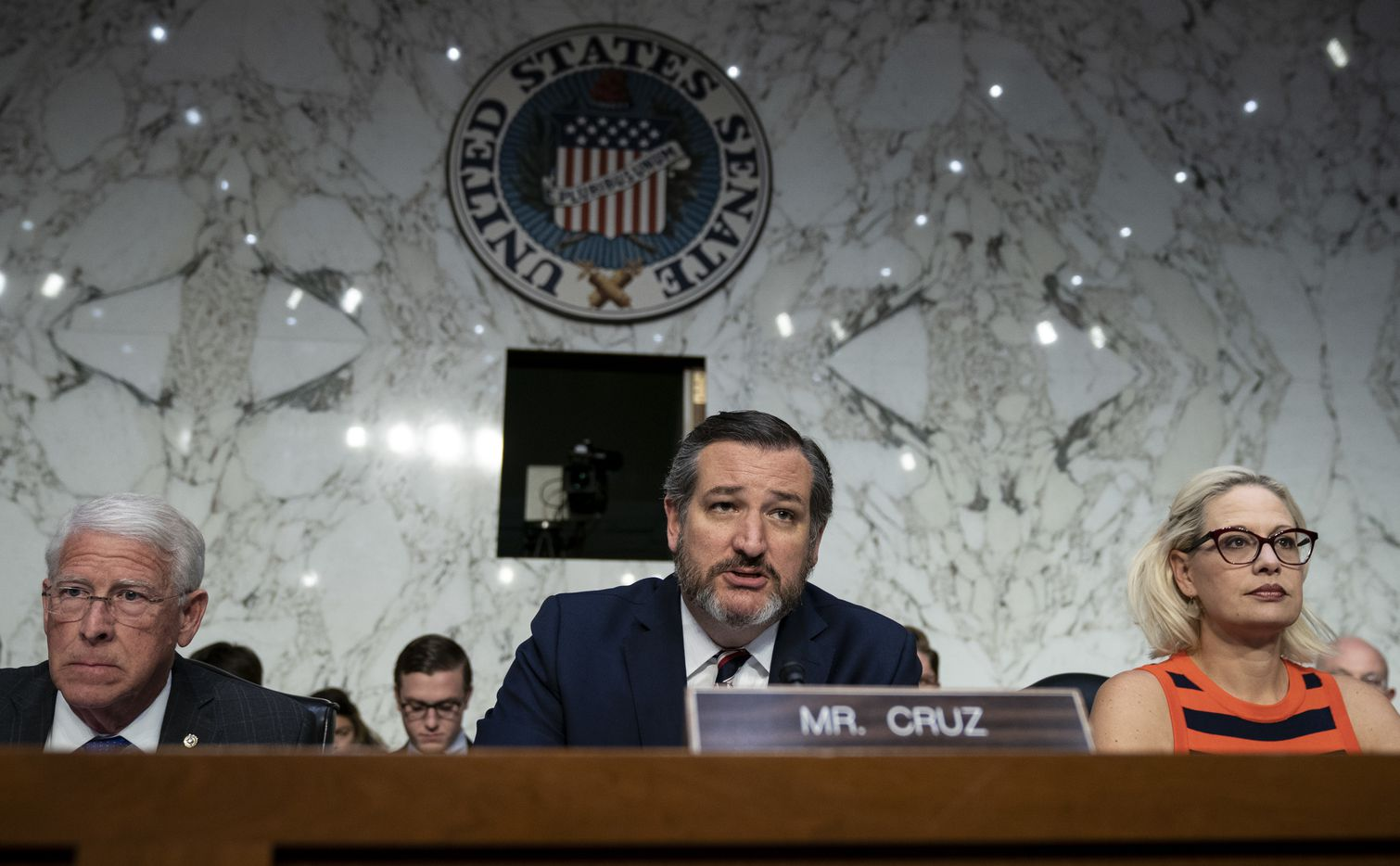 "Texas Sen. Ted Cruz, head of the Senate's aviation subcommittee says questions raised about the FAA's oversight of aircraft manufacturers ""threaten to erode trust int he entire system."