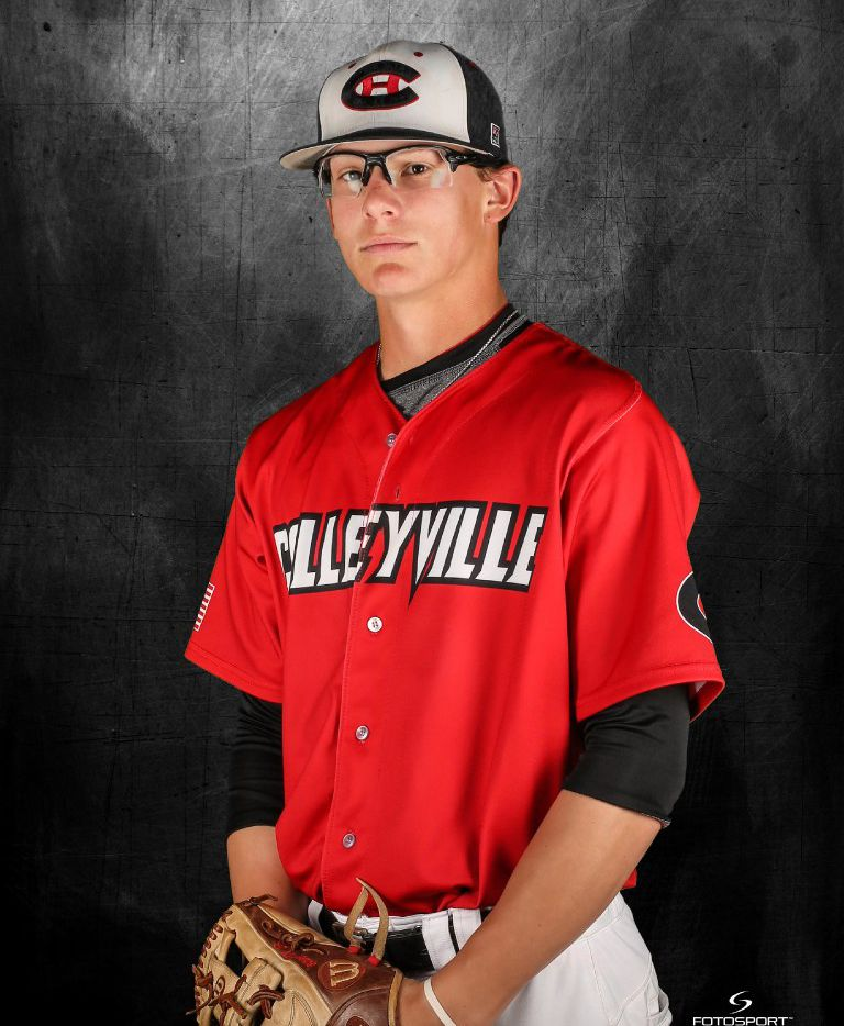 Colleyville Heritage's Bobby Witt Jr. for All-Area baseball
