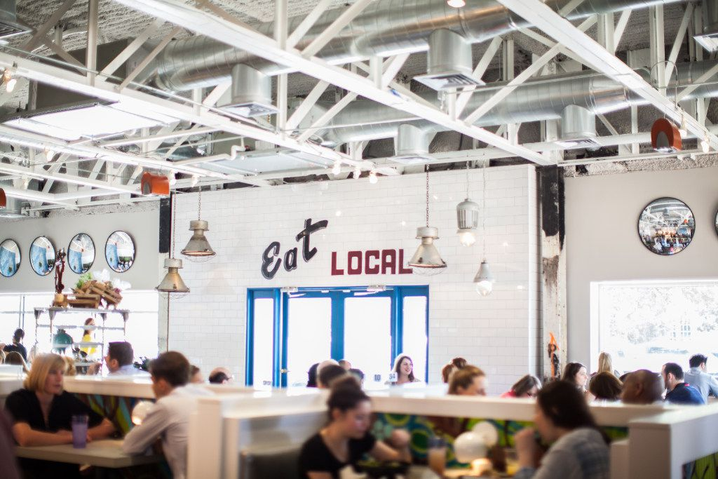 Local Foods in Houston is the perfect destination for fresh, local, healthy fare in locations like River Oaks and downtown.