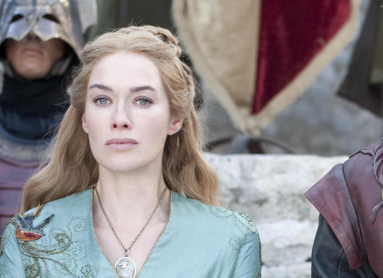 """Lena Headey interpreta a Cersei Lannister en """"Game of Thrones"""". La actriz estará en Dallas en junio como parte de la Fan Expo. (AP/HBO)"""