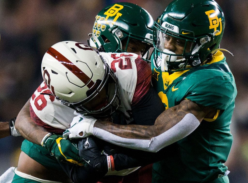 Big 12 Championship Game Preview Baylor Oklahoma Matchups