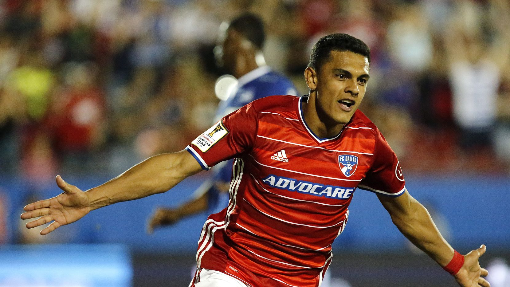 FC Dallas forward Cristian Colman was a designated player last year, but changes to how he is paid this season still falls under MLS' regulations.