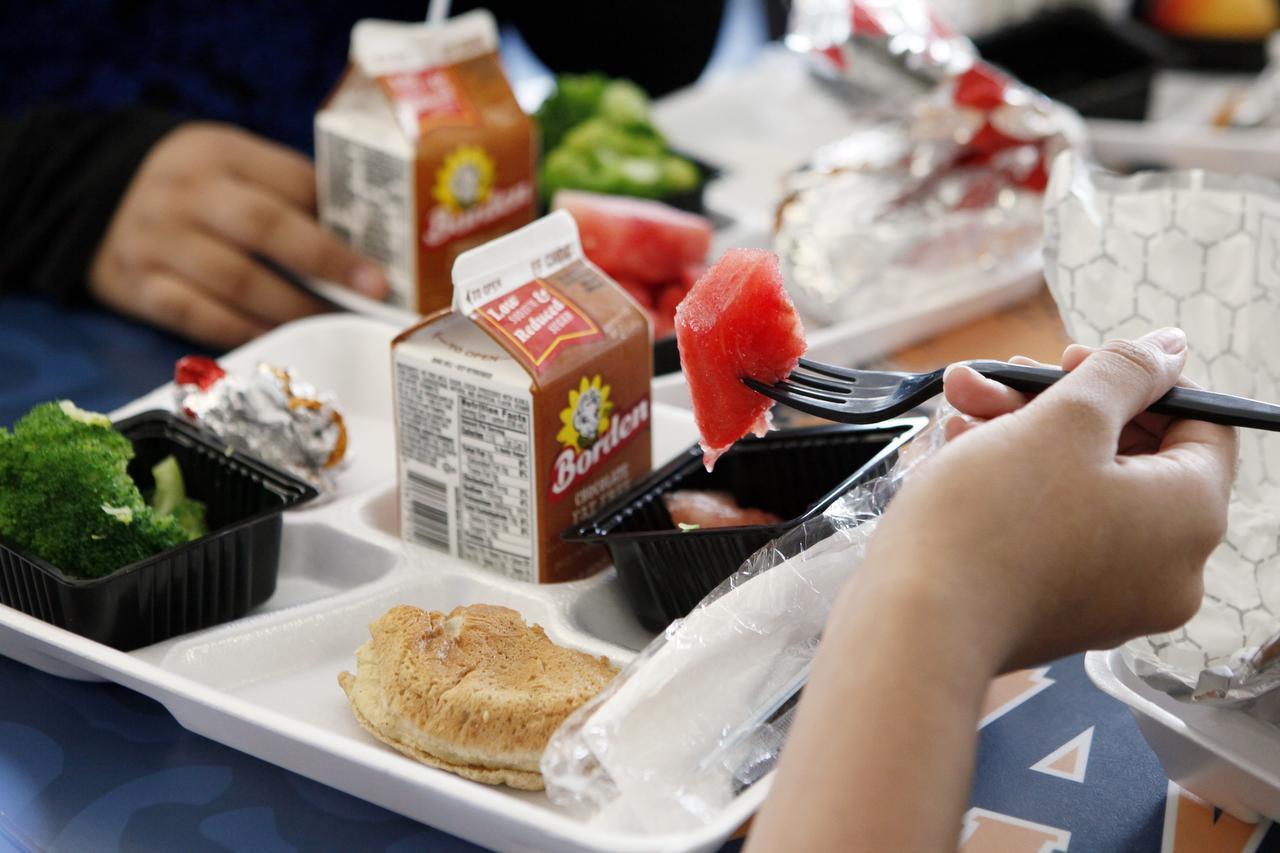 Estudiantes de Dallas podrán desayunar y almorzar en ciertas escuelas del distrito escolar(ARCHIVO AL DÍA)