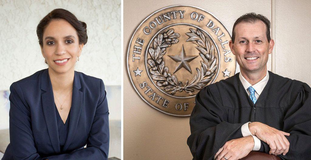 Paula Rosales is running to challenge incumbent Judge Ken Tapscott in the race for Dallas County Court at Law No. 4 in the 2018 Democratic primary.