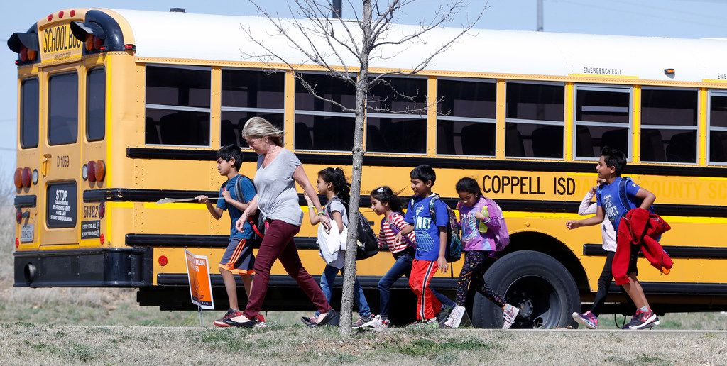 The recently relocated Richard J. Lee Elementary in Coppell affords a window on a startling demographic shift in the Dallas area: Slightly more than half of the students are from families of Indian heritage, and 79 percent can trace their ethnic origin to South Asia and the Far East, according to district officials.