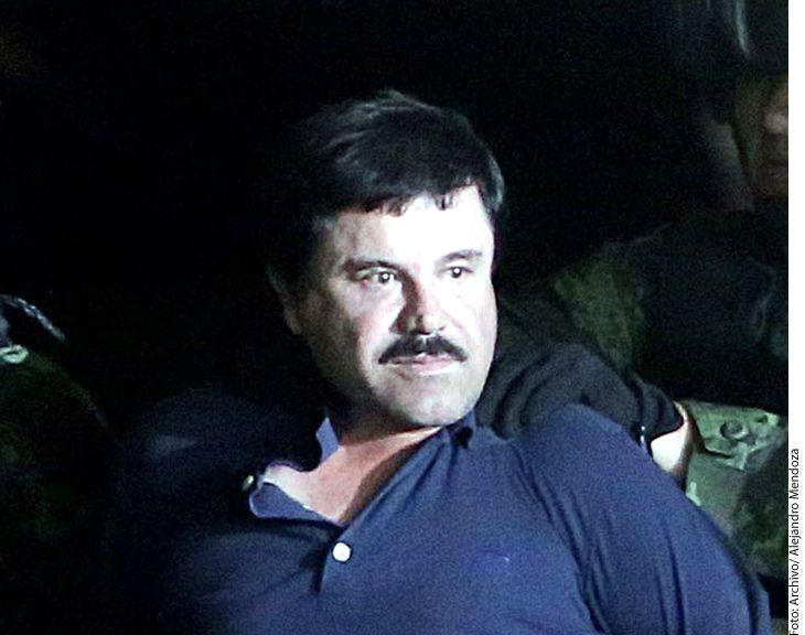 """Joaquín Guzmán """"El Chapo"""" fue declarado culpable en una corte federal de Brooklyn."""