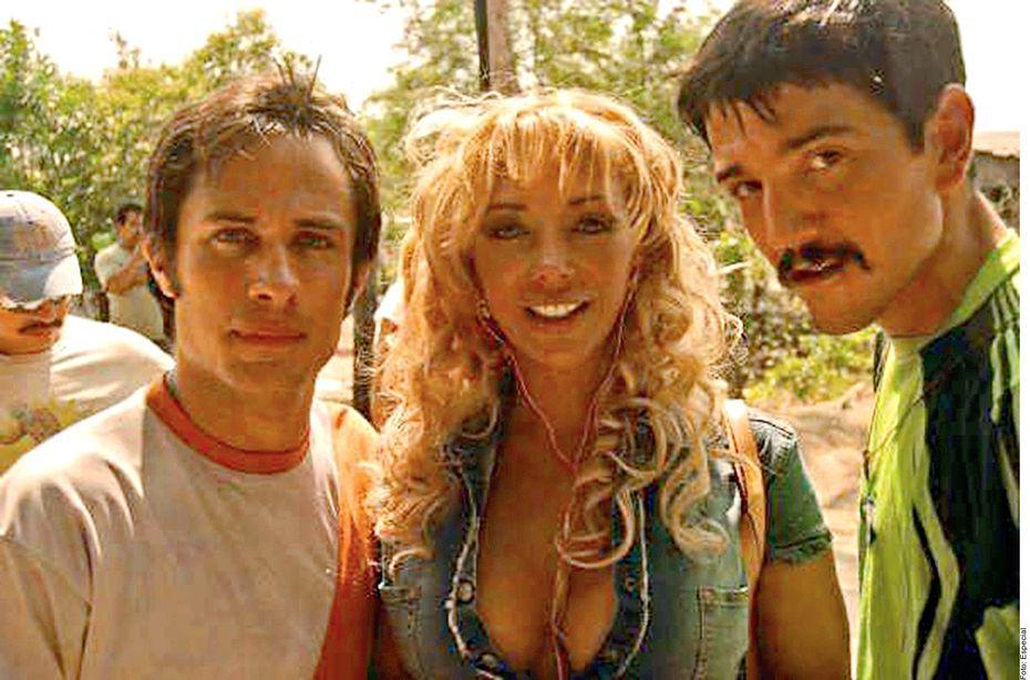 Vicky Palacios participó en películas como Rudo y Cursi, junto a Gael García y Diego Luna.