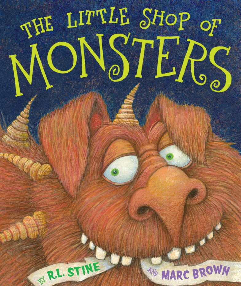 The Little Shop of Monsters is a book by Marc Brown and RL Stine.