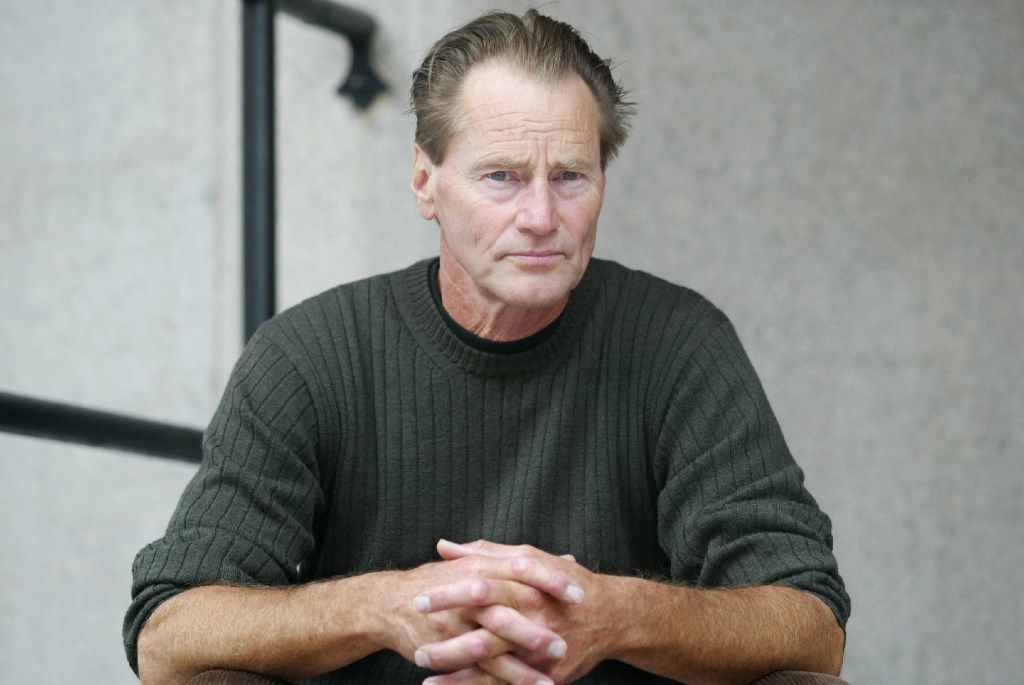 Sam Shepard in the Tribeca neighborhood of New York, Sept. 26, 2002. Shepard, the celebrated avant-garde playwright and Oscar-nominated actor, died in his Kentucky home on July 27, 2017, of complications from Lou Gehrig's disease, a family spokesman confirmed. He was 73.