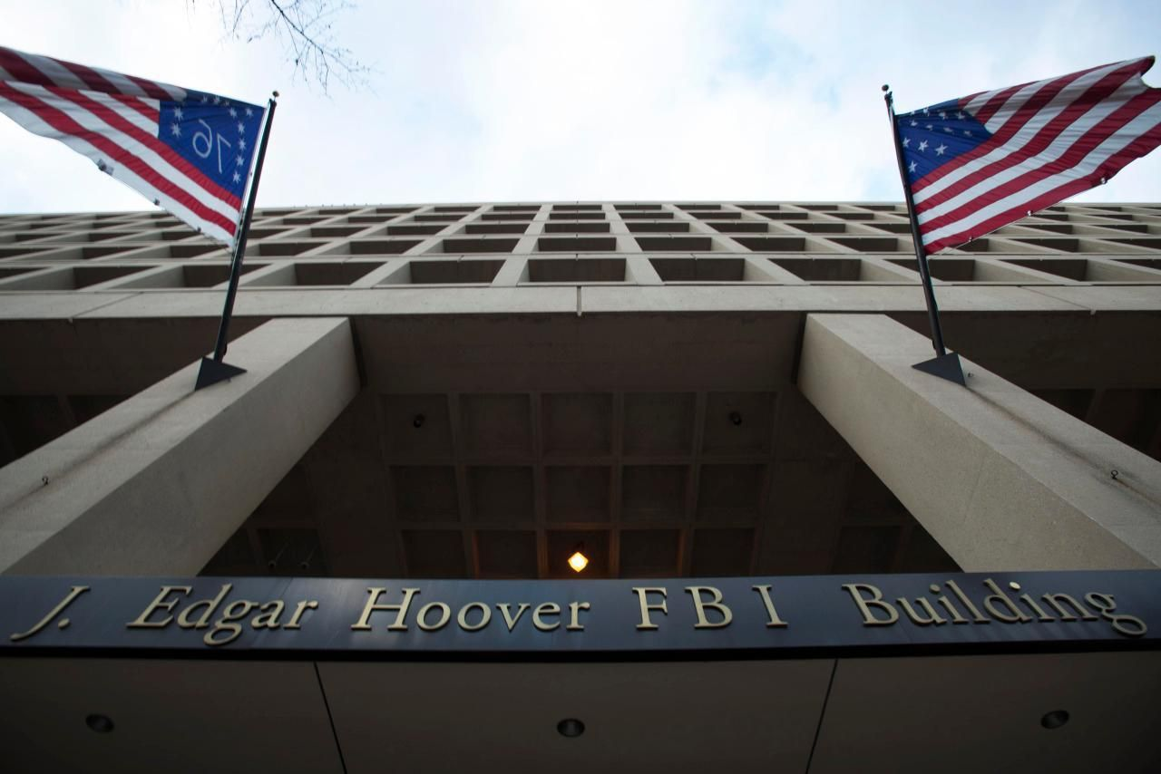 FBI Headquarters in Washington, D.C. (Getty Images)