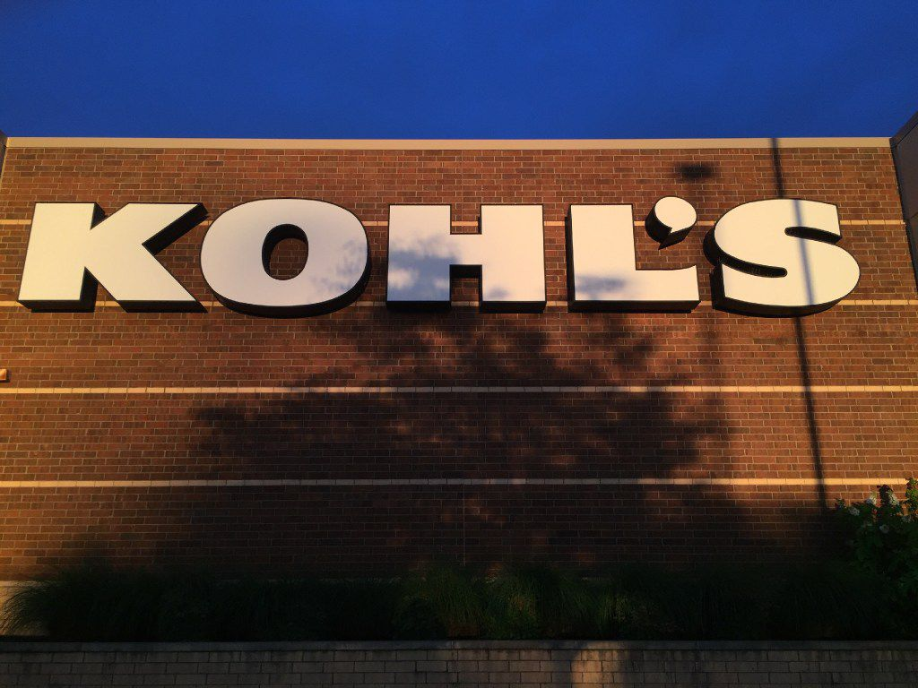 Kohl's at 424 North Highway 67 in Cedar Hill, Texas.