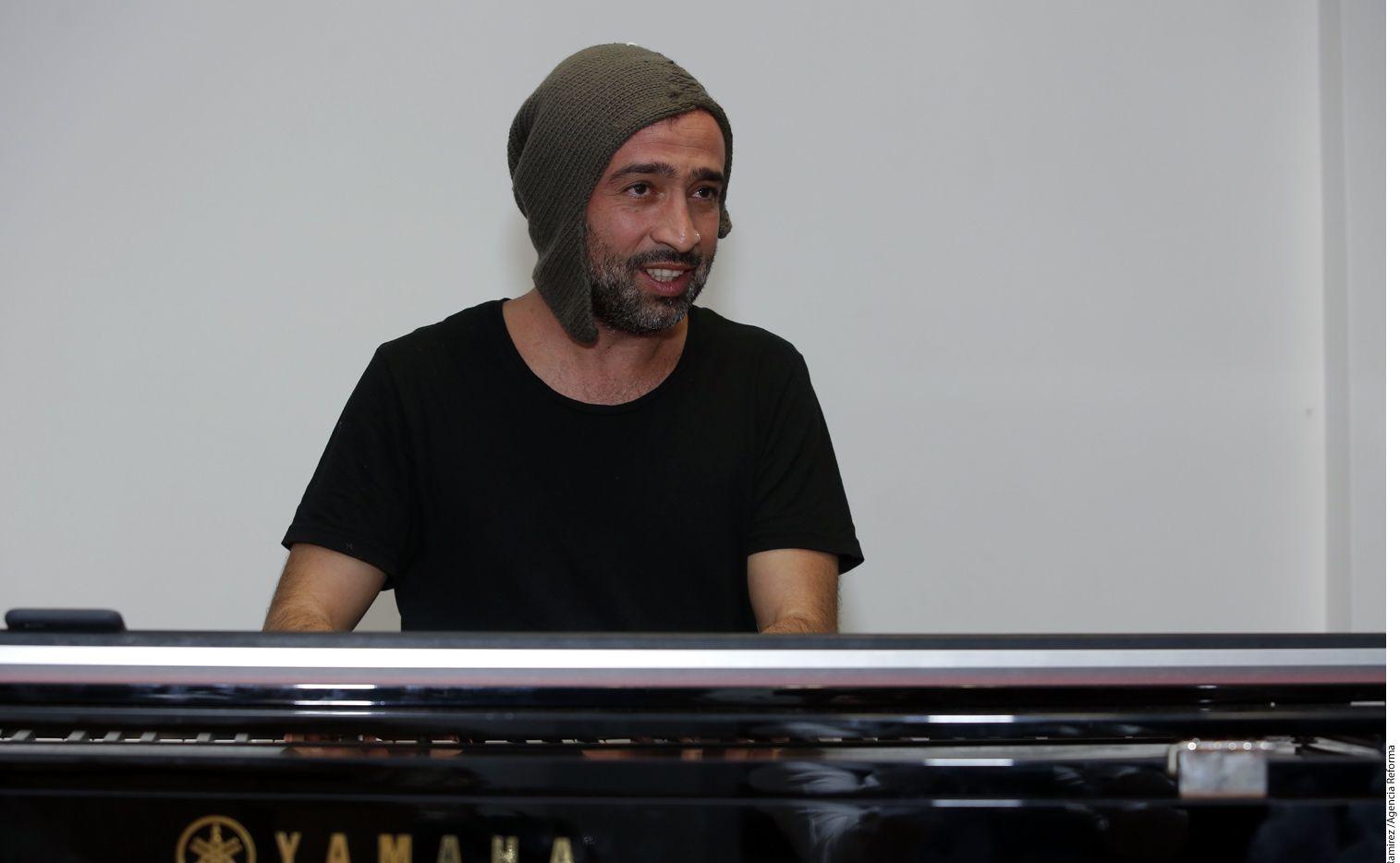 Mario Domm, líder de Camila, piensa que las plataformas musicales no dan a los músicos el lugar que se merecen./AGENCIA REFORMA