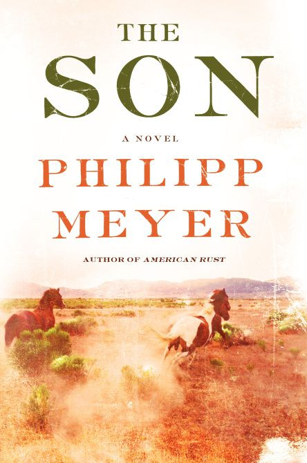 """Book jacket of """"The Son"""""""