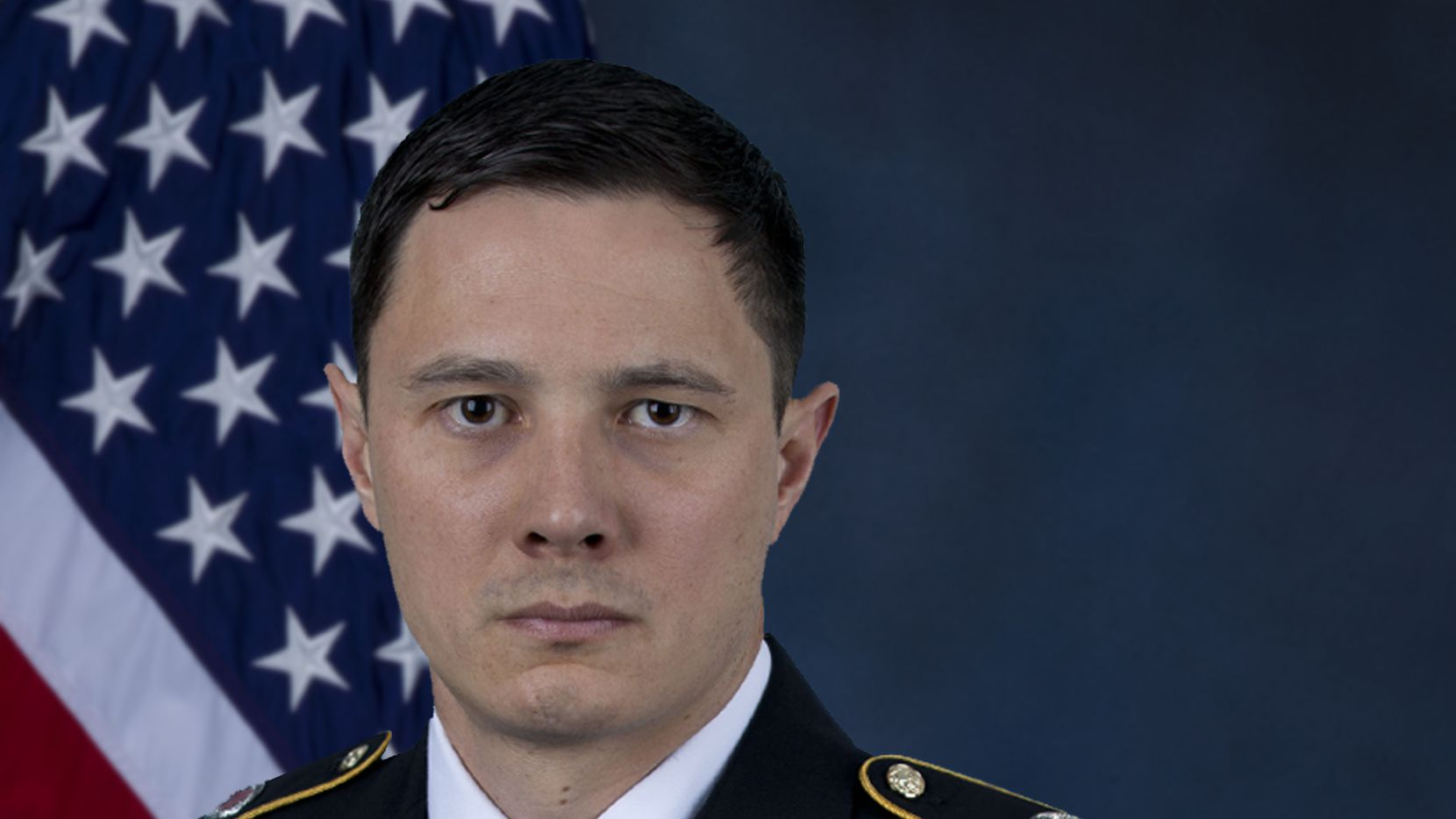Master Sgt. Johnathan Dunbar