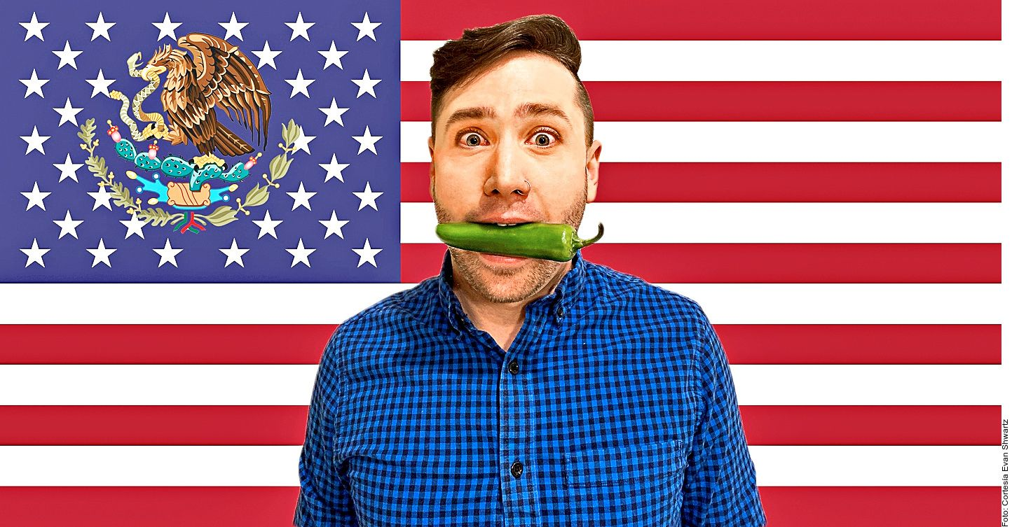 En épocas en las cuales predominan políticas que imponen barreras raciales, el estadounidense Evan Shwartz producirá una serie de comedia que busca derrumbar los imaginarios colectivos de la cultura americana y mexicana mostrando las similitudes. (AGENCIA REFORMA)