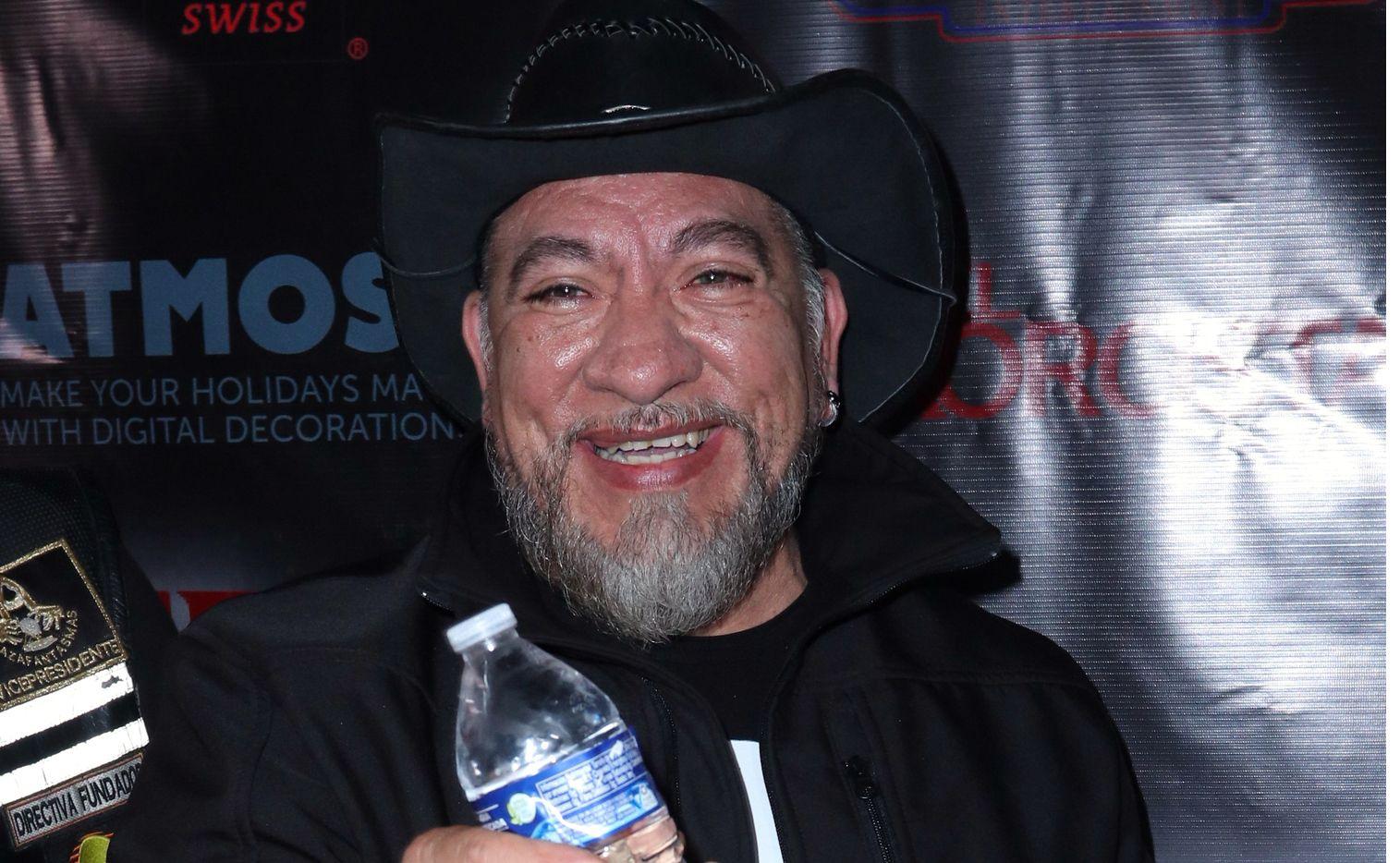 El cazafantasmas Carlos Trejo (foto) afirma que nunca tuvo la intención de herir a Adame con una botella.