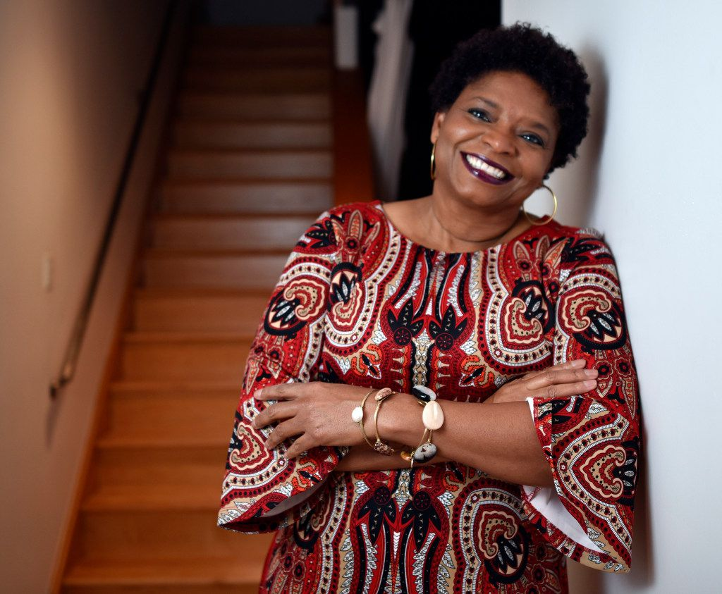Sanderia Faye, an author who recently won the Hurston/Wright Legacy Award for her novel Mourner's Bench, will read from her work April 10.