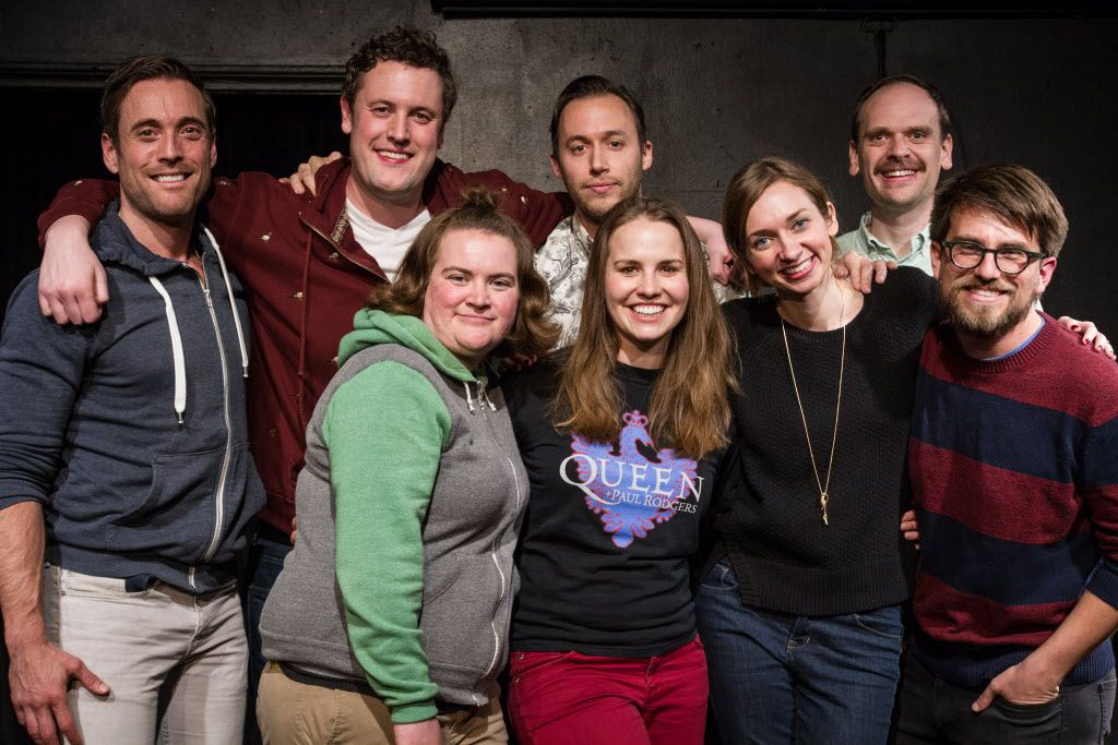 Bangarang, an improv troupe from Los Angeles, will perform  at the Dallas Comedy Festival, which runs March 24-28 in Deep Ellum.