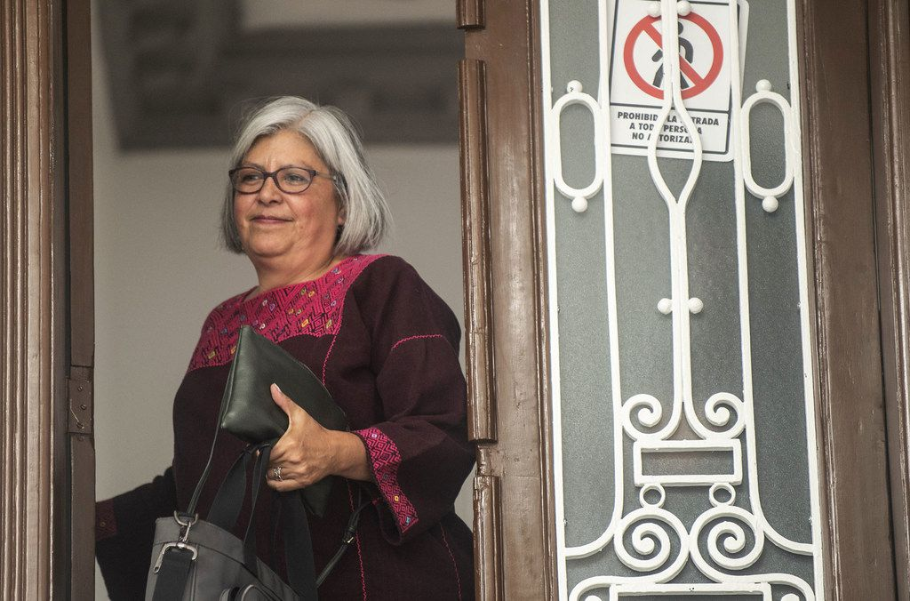 """Mexican President-elect Andres Manuel Lopez Obrador's appointed economy minister, Graciela Marquez, has tamped down earlier worries about AMLO's trade approach. """"Mexico would not close itself off because Mexico needs to grow,"""" she said in May."""