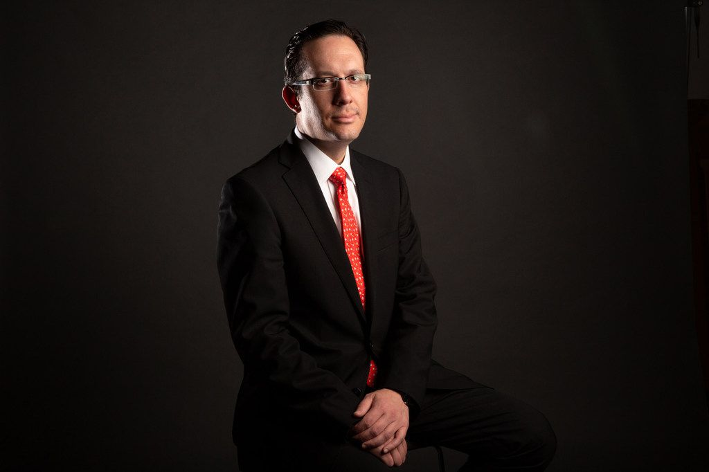 Julian Escutia, director of protection to Mexicans abroad in Mexico's Office of Foreign Affairs