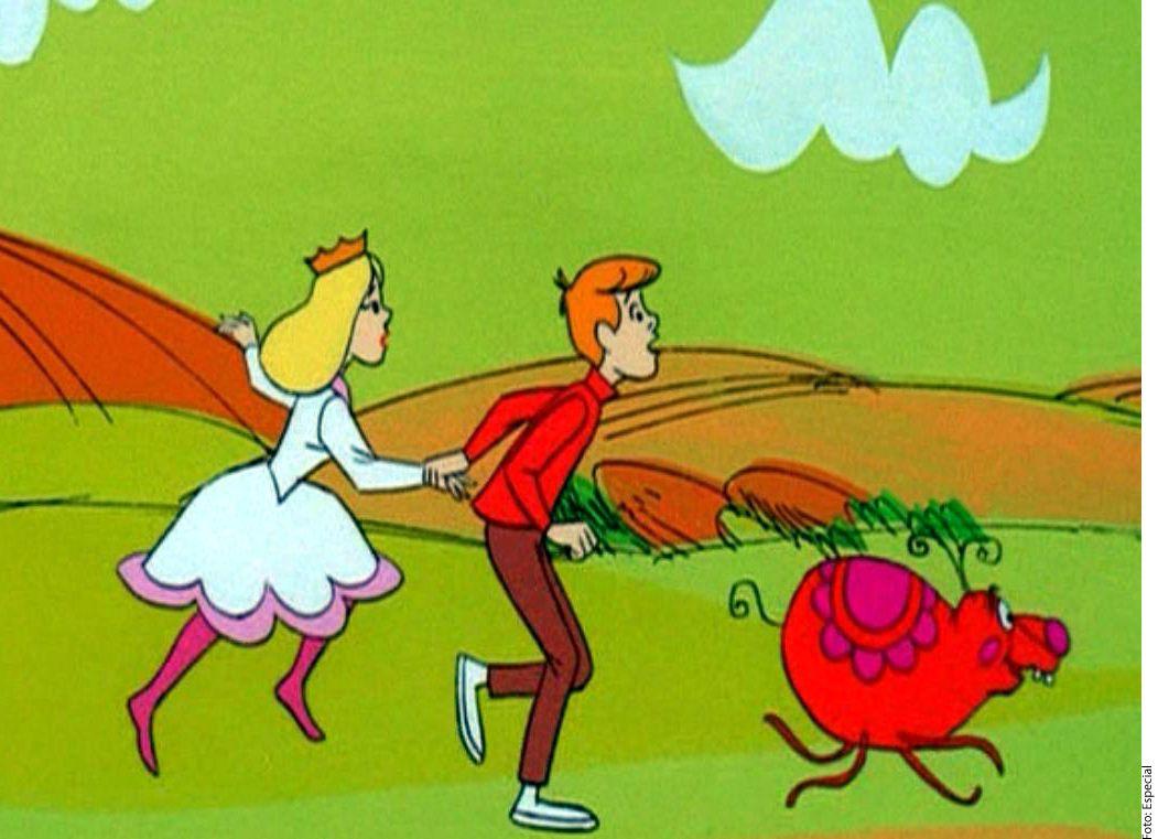 """""""Ahí Viene Cascarrabias"""" fue una caricatura muy popular en los años 70./ AGENCIA REFORMA"""