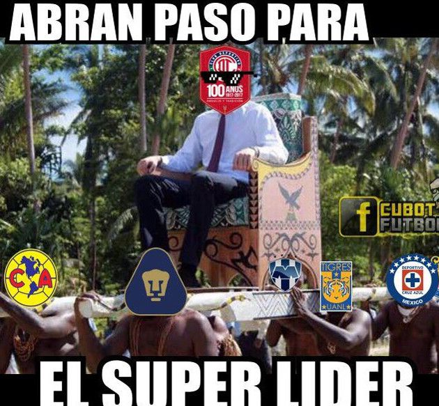 Los memes de la jornada 14 de la Liga MX./AGENCIA REFORMA