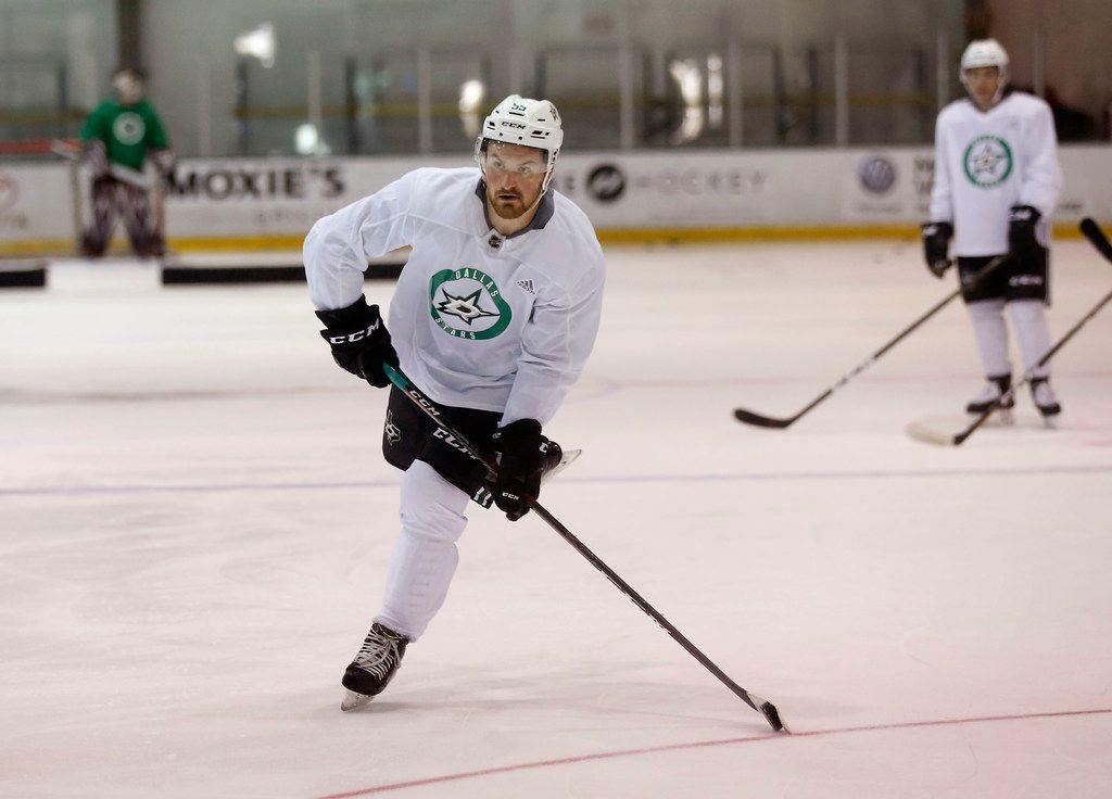 Stars prospect Adam Mascherin feeling confident after slow