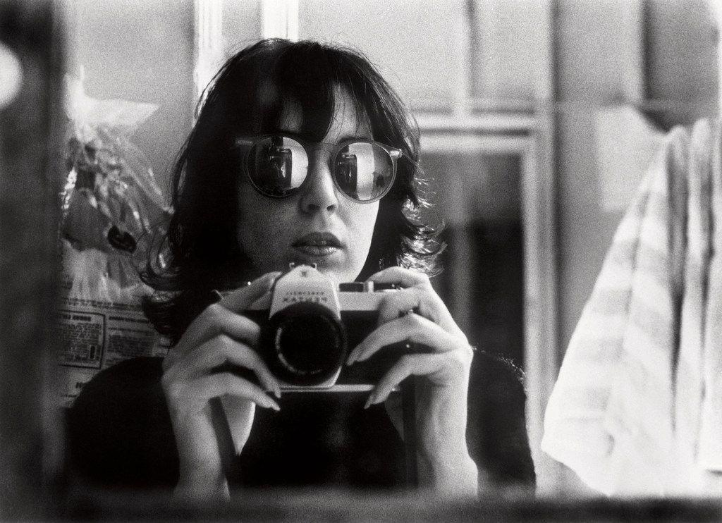 Laurie Simmons       self-portrait, 1980