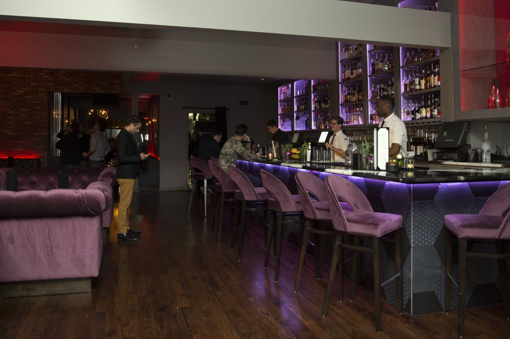 The new bar and nightclub in Uptown, Citizen, is shown Thursday, November 12, 2015. (Allison Slomowitz/ Special Contributor)