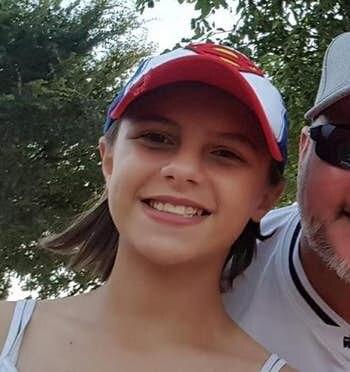 El cadáver Kaytlyn Cargill fue hallado en un basurero en Arlington.
