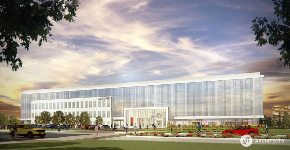 Options Clearing Corp. will move from Keller to a new building in Cypress Waters next year.