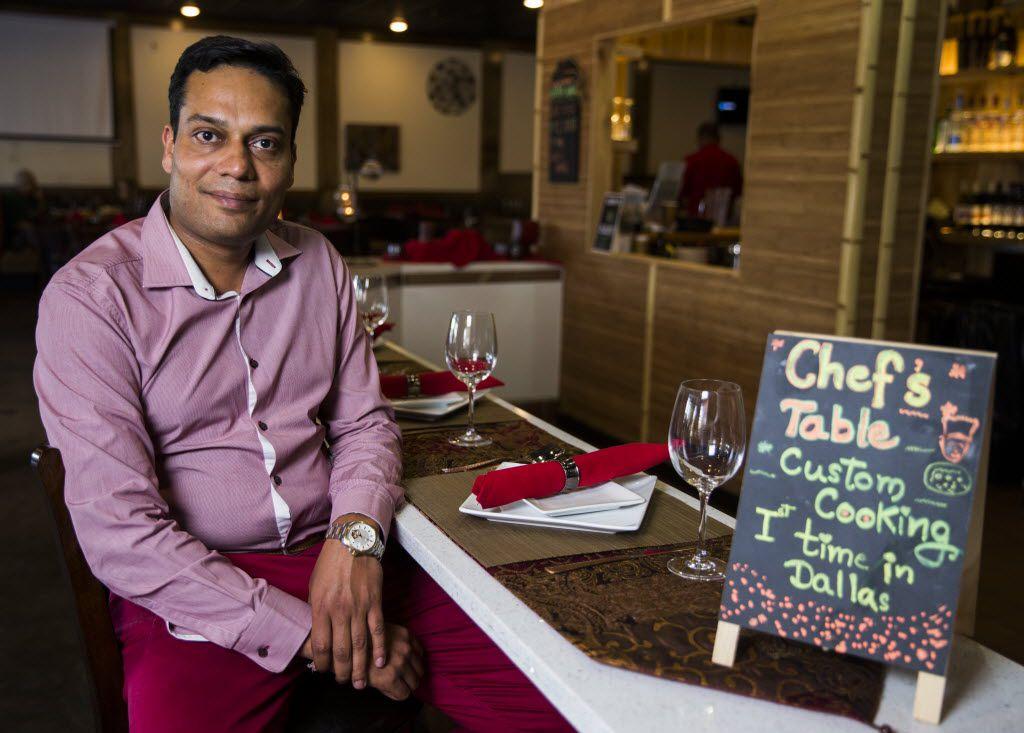 India Haat owner Gaurav Mishra