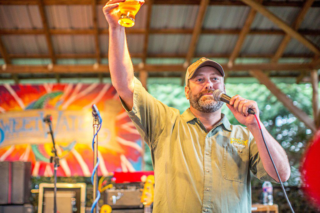 Steve Farace, VP, Brand & Culture at SweetWater Brewing Co.