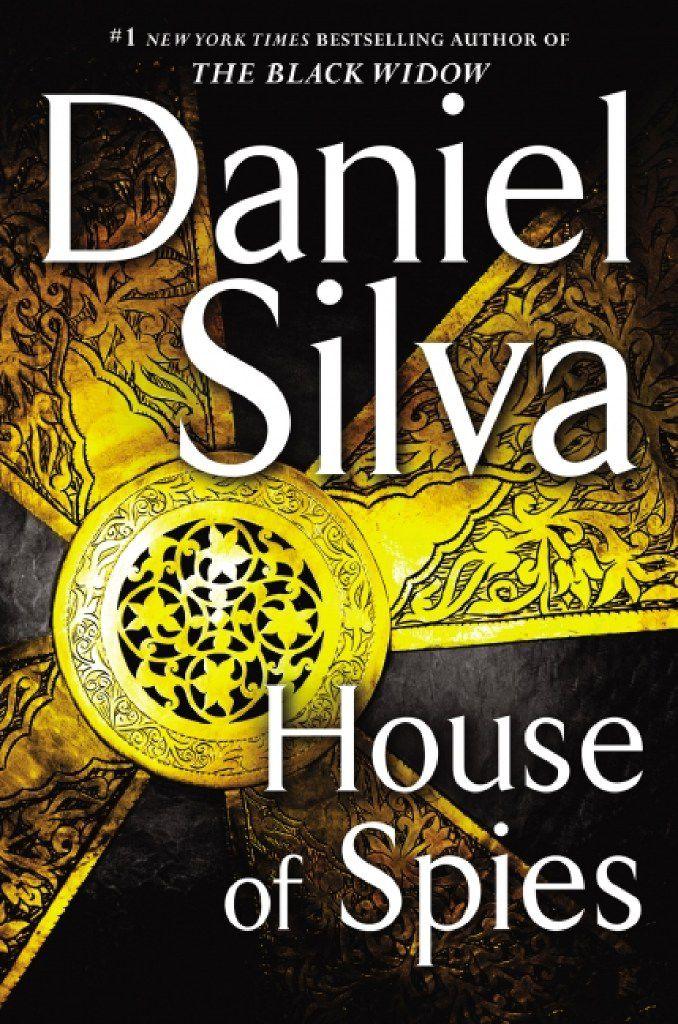 """""""House of Spies,"""" by Daniel Silva"""