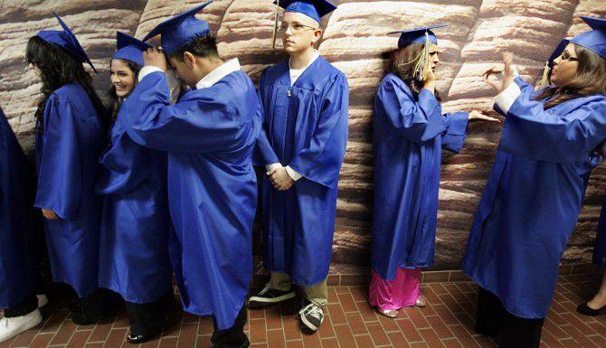 Las ceremonias de graduación de los colegios comunitarios del condado de Dallas inician este sábado. (DMN/ARCHIVO)