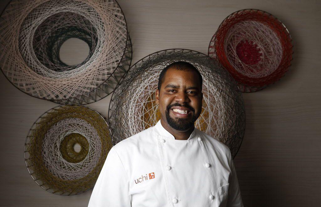 """Nilton """"Junior"""" Borges, Uchi's chef de cuisine"""