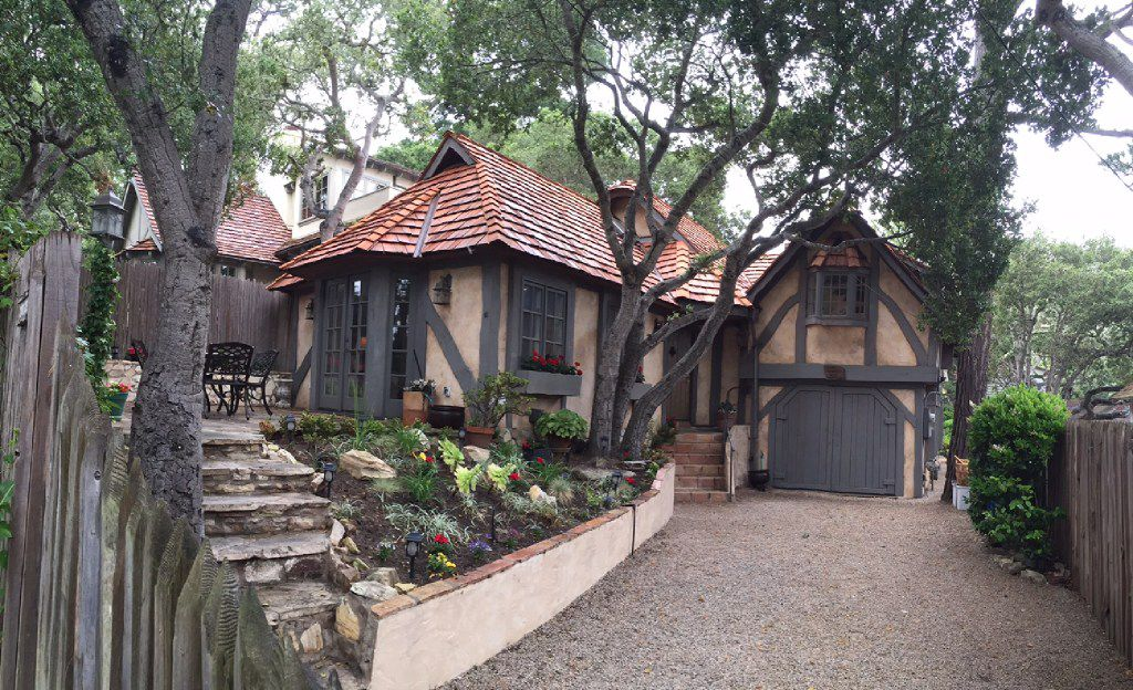 A house in Carmel-by-the-Sea, Calif.
