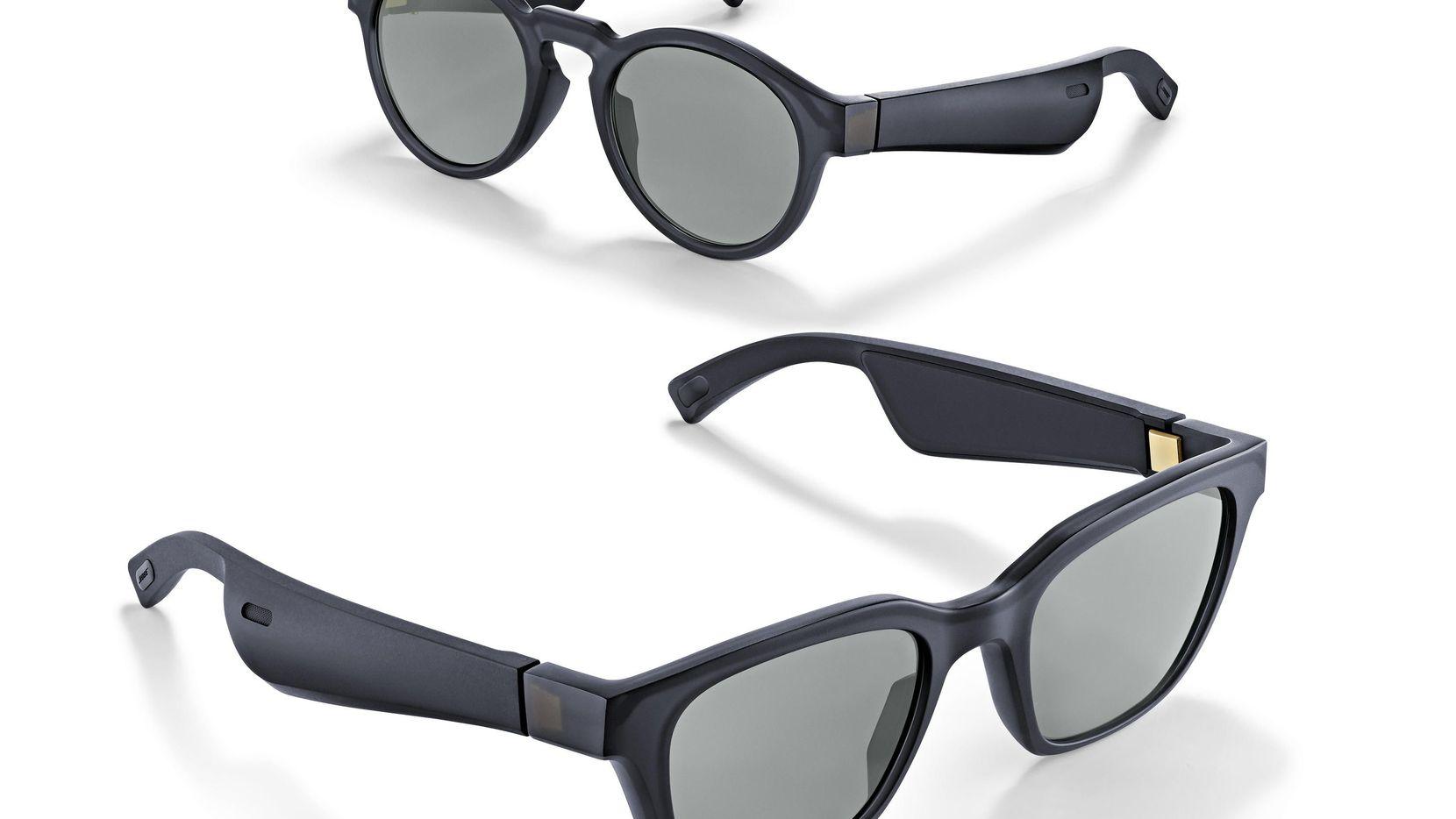 Bose Frames. Rondo (top) and Alto