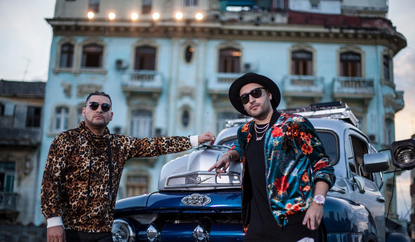 El dúo Play-N-Skillz de Irving compite en los Premios Billboard de la Música Latina. Foto cortesía